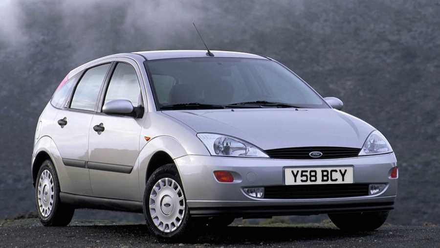 The Ford Focus 21 Years On