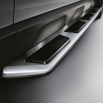 Audi side steps