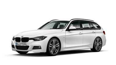 BMW 3 Series Touring M Sport Shadow Edition Touring