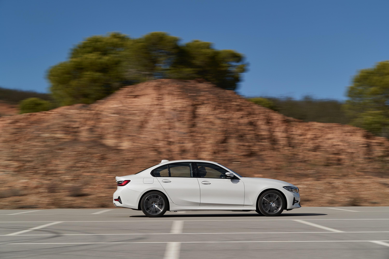 BMW 3 Series 2019 Exterior