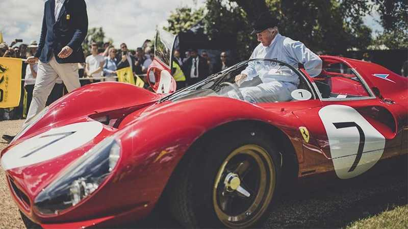 Ferrari at Goodwood Festival