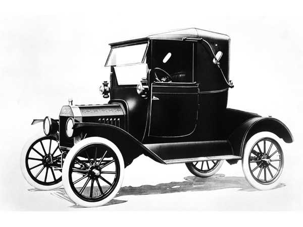 Ford Model T from 1908