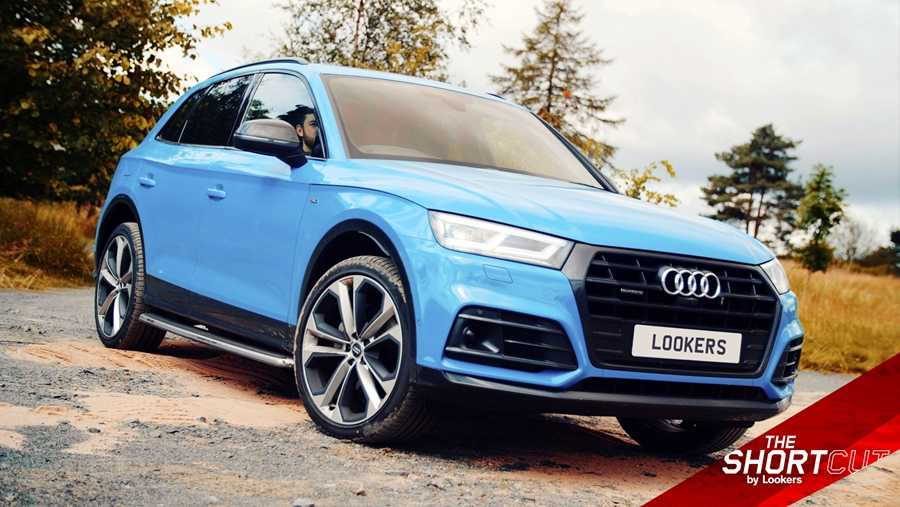 In Turbo Blue especially, there's no arguing the Vorsprung will stand out