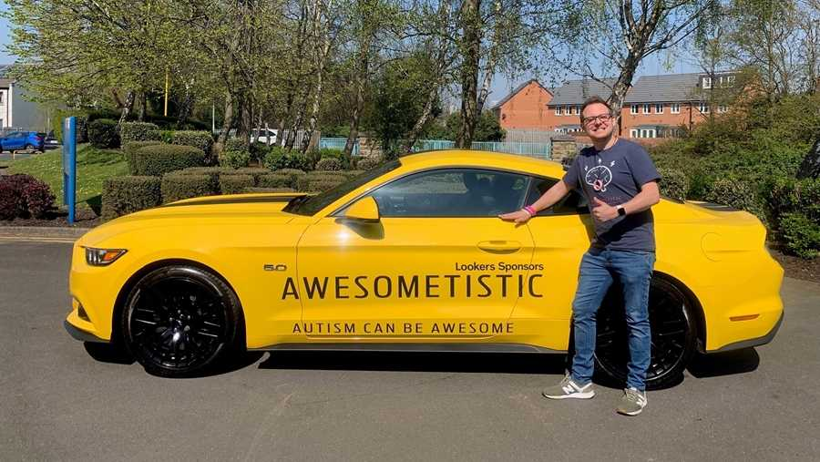 Richard Smith, founder of Awesometistic
