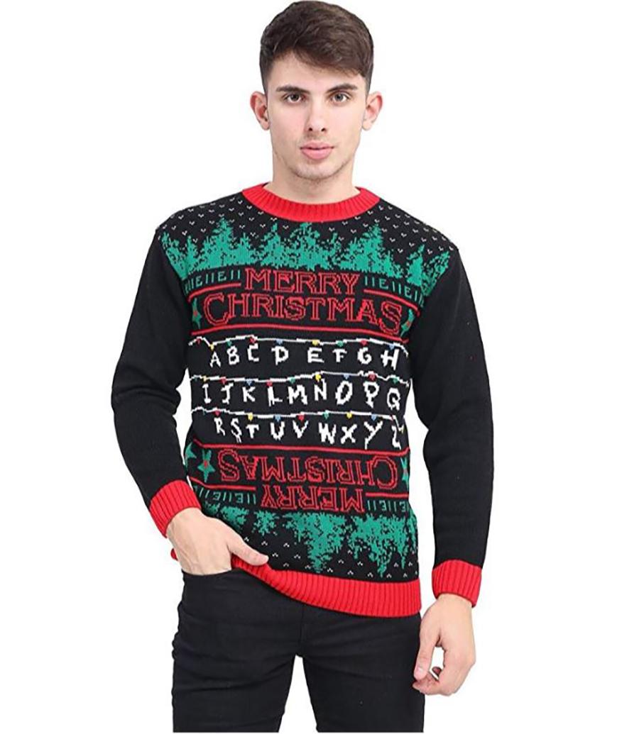 Stranger Things Christmas Jumper