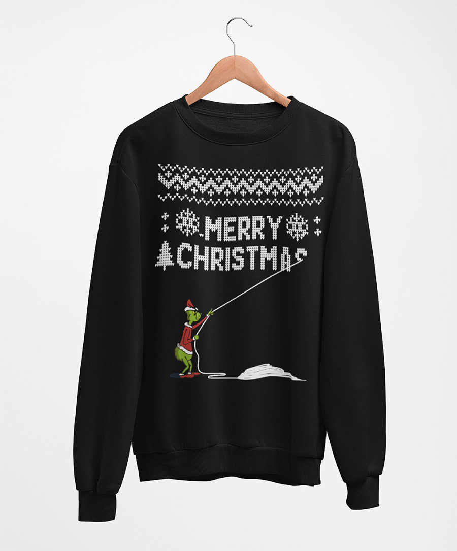 The Grinch Christmas Jumper