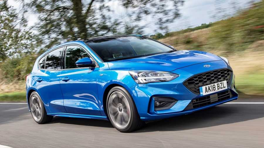 The All-New Ford Focus launched in 2018 - image from carmagazine.co.uk