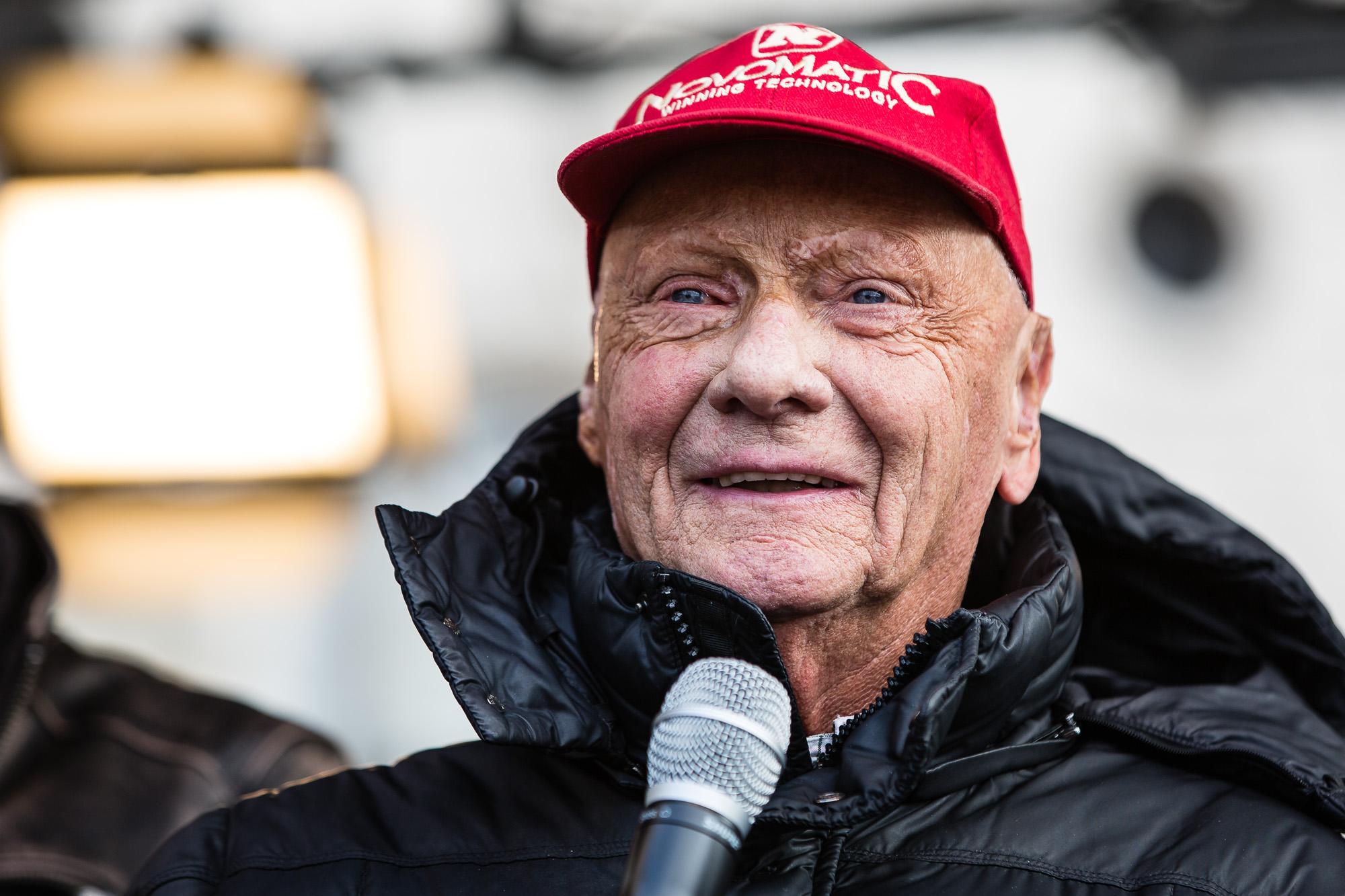 Niki Lauda, Formula 1 icon, dies aged 70