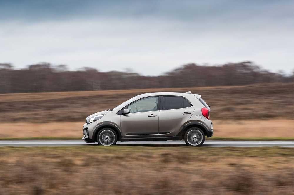 Around the town, the Picanto X-Line is exactly what you want