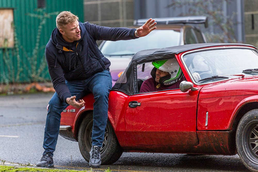 Despite the least presenting experience, Flintoff is a great addition