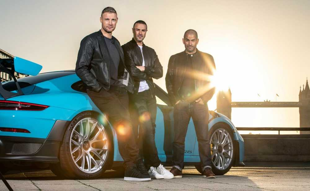 Paddy McGuiness, Freddie Flintoff and Chris Harris lead the new series of Top Gear