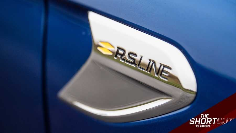 The RS Line adds sporty appeal to the new Clio range