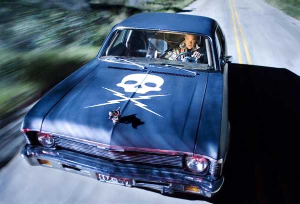 Death Proof, 2007
