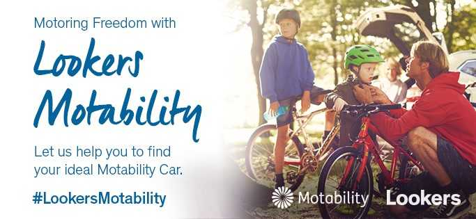 Find motoring freedom with the Lookers Motability Scheme